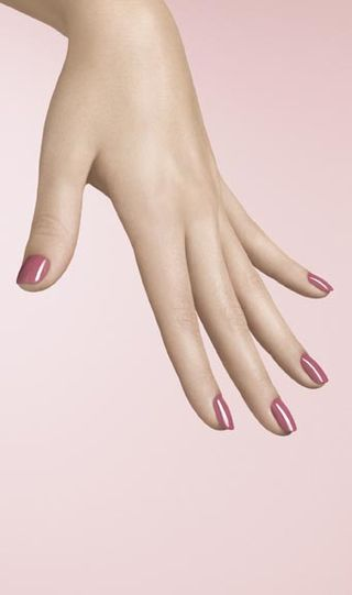 Effet faux ongles_mannequin